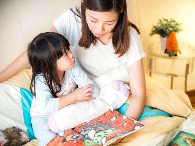 Sử dụng hình ảnh trực quan giúp bé nhanh nhớ từ