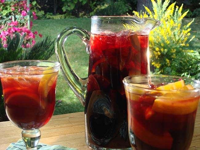 Sangria – một loại thức uống được nhiều nước trên thế giới yêu thích và ngưỡng mộ