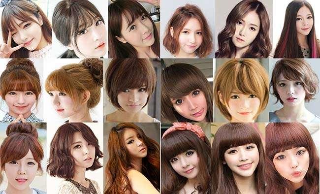 Từ vựng tiếng Nhật về tạo kiểu tóc
