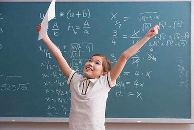 cách học giỏi toán