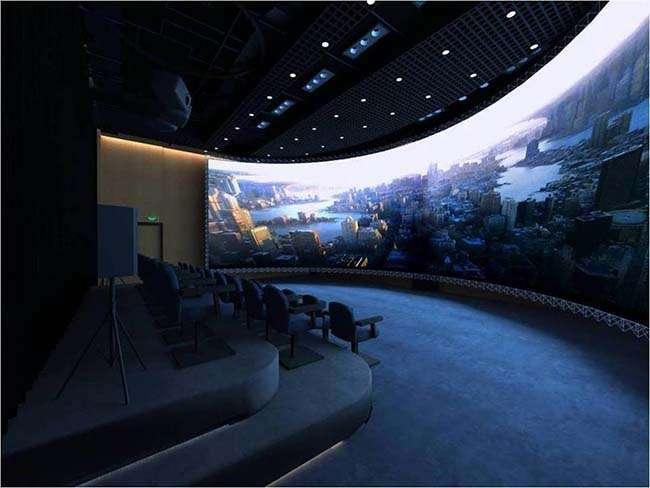 chiếu phim lớn và hiện đại nhất ở thành phố Bắc Ninh