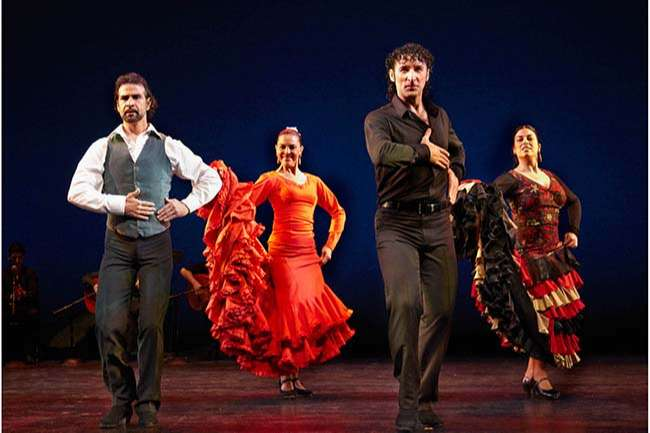 vũ điệu Flamenco