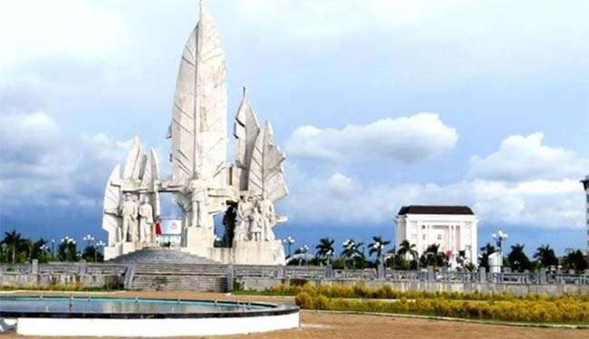 Địa điểm du lịch khu di tích 75 – Hậu Giang