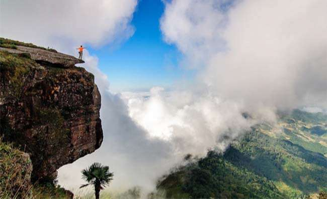 Địa điểm du lịch lý tưởng dành cho người thích leo núi