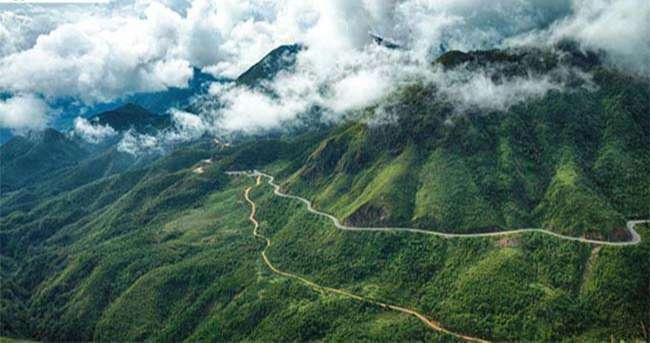 Địa điểm du lịch núi Ngọc Linh – Khối núi cao thu hút nhiều phượt thủ