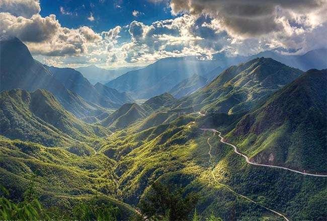 Địa điểm du lịch, phượt lý tưởng tại Lai Châu
