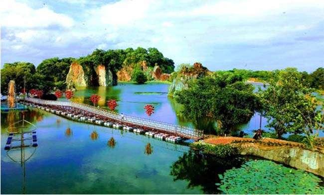 Địa điểm du lịch thơ mộng tại Đồng Nai