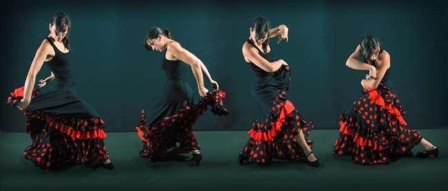 Điệu nhảy Flamenco truyền thống