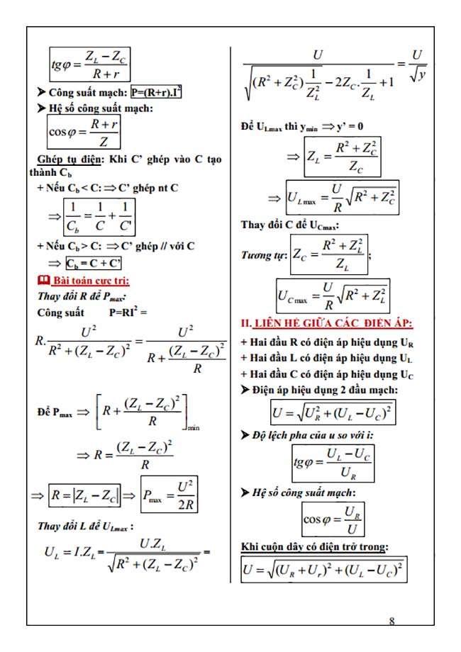 Bài toán cực trị