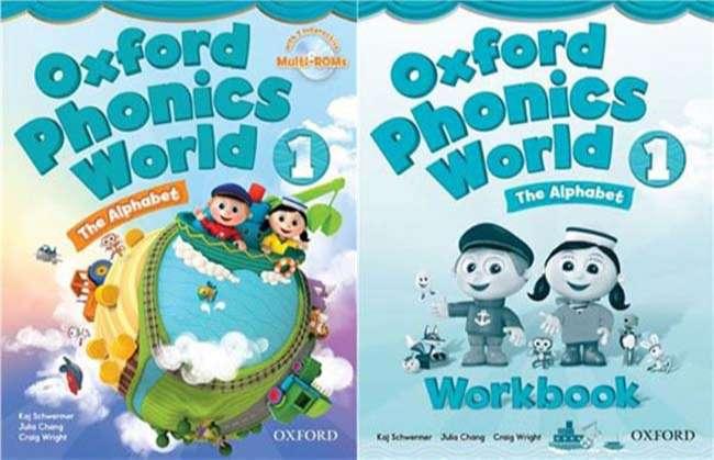 Bộ sách Oxford Phonics World