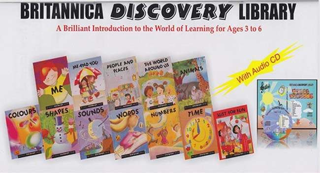 Britannica Discovery Library