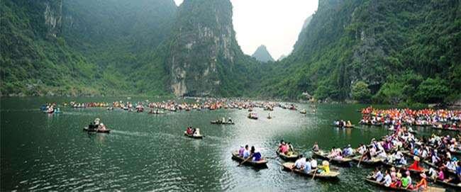Các khu du lịch cuốn hút tại Ninh Bình