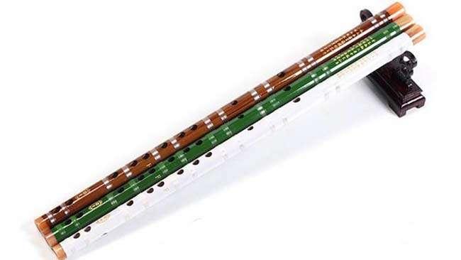 Hướng dẫn thổi sáo Dizi về cơ bản giống với sáo trúc Việt Nam