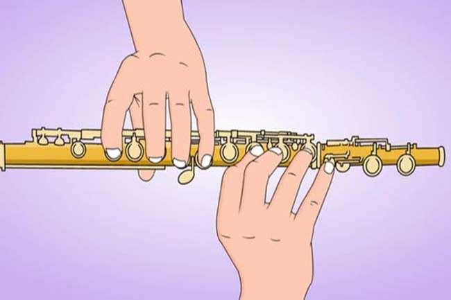 Học thổi sáo Flute đúng cách