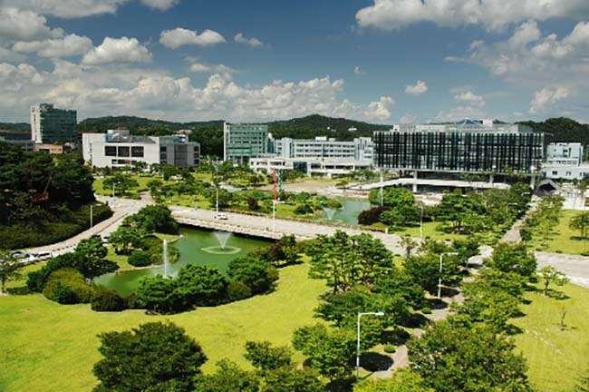 KAIST là trường chuyên về khoa học và kỹ thuật hàng đầu Hàn Quốc