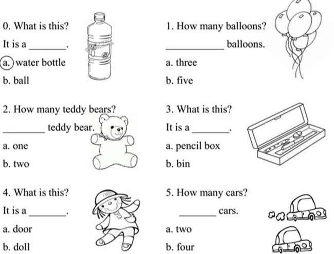 Khoanh vào câu trả lời đúng nhất