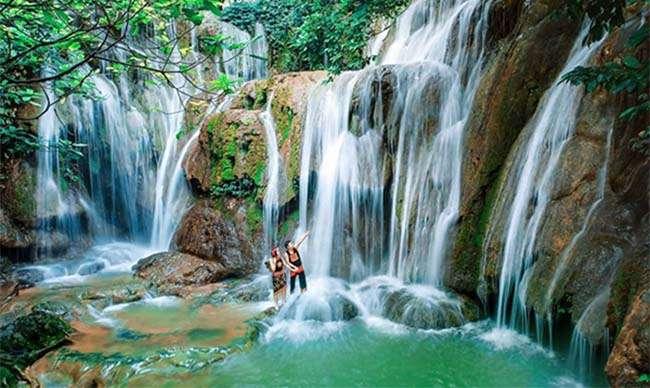 Núi cá thần- là địa điểm du lịch độc đáo của tỉnh Thanh Hóa