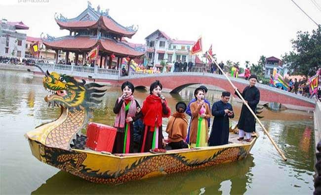 Nơi ghi dấu nét đẹp văn hóa của người Việt – Địa điểm du lịch văn hóa độc đáo