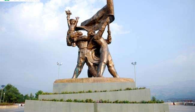Nơi ghi lại chiến công của Quân đội nhân dân Việt Nam trong chiến dịch Điện Biên Phủ