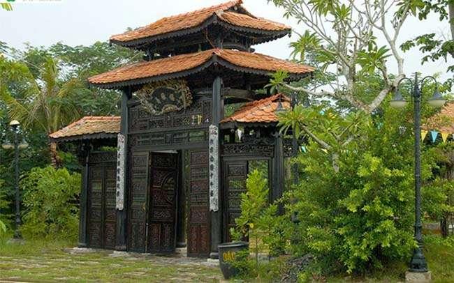 Ngôi Làng cổ kính – Địa điểm du lịch thú vị tại Long An
