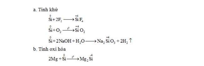 Silic và các hợp chất của silic
