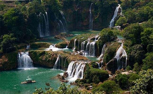 Thác nước tại Dak Nông – Địa điểm du lịch nổi tiếng