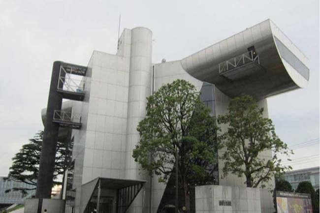 Thiết kế hiện đại của Viện Công nghệ Tokyo