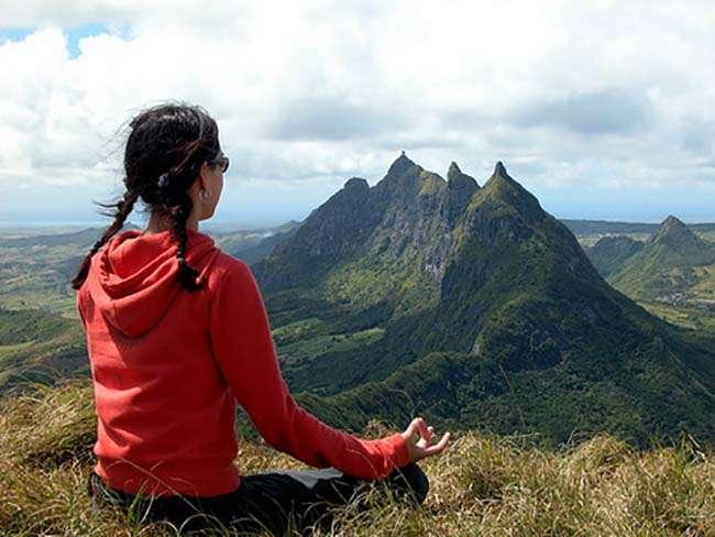 Thiền mang đến sức mạnh tinh thần