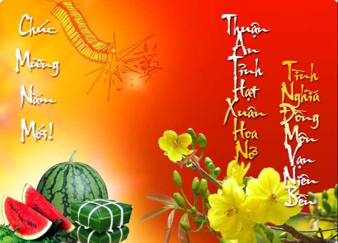 Thuận an tỉnh hạt xuân hoa nở