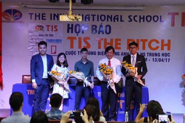 Trường trung học quốc tế The International School - TIS