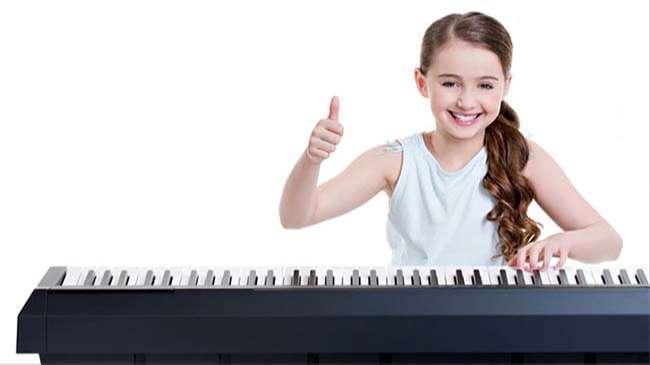 các bước học đàn organ
