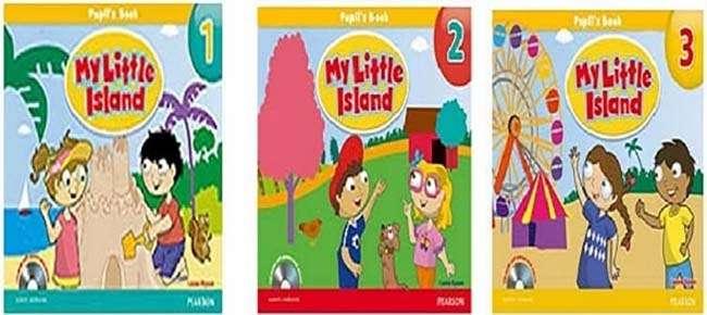 sách tiếng Anh cho trẻ mẫu giáo (từ 3 – 5 tuổi)