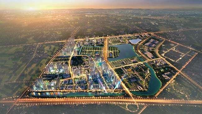 Đại đô thị đẳng cấp Vinhomes Ocean Park tại Gia Lâm