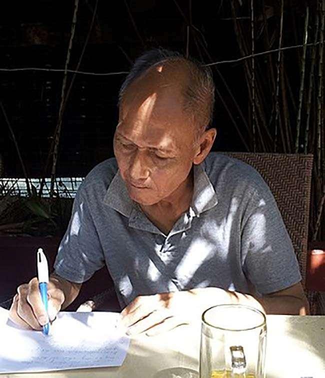 Giáo sư Nguyễn Thanh Vân