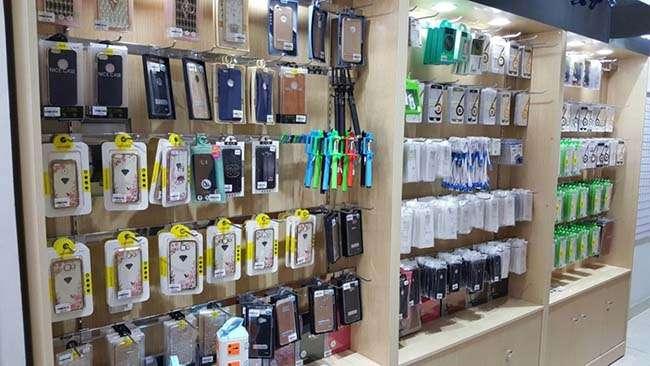 Kinh doanh tại nhà vốn ít với cửa hàng phụ kiện điện thoại