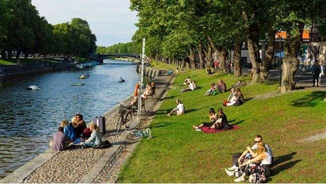 Làm thế nào để định cư ở Thụy Điển