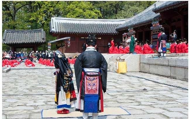 Nhạc tế lễ Jongmyo