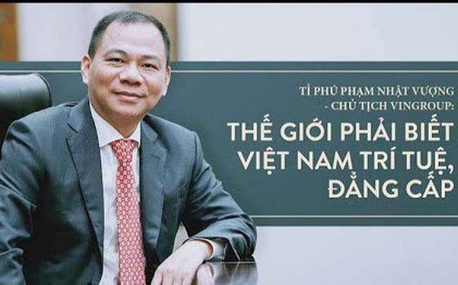 Thế giới phải biết Việt Nam trí tuệ, đẳng cấp