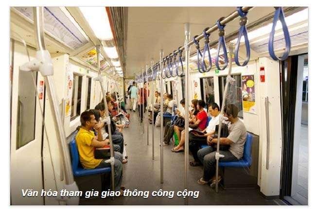 Văn hóa tham gia giao thông công cộng
