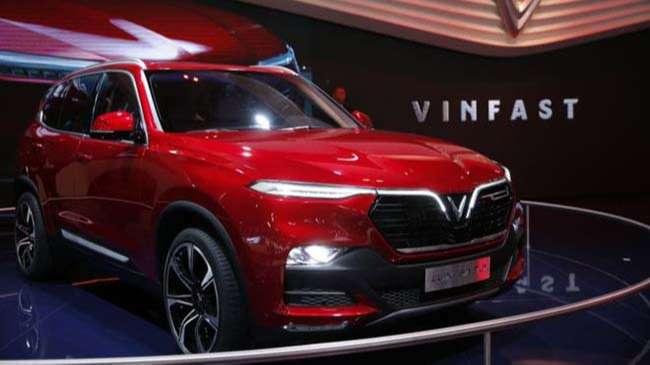 Vinfast là một trong những niềm hy vọng của ngành công nghiệp ôtô Việt Nam