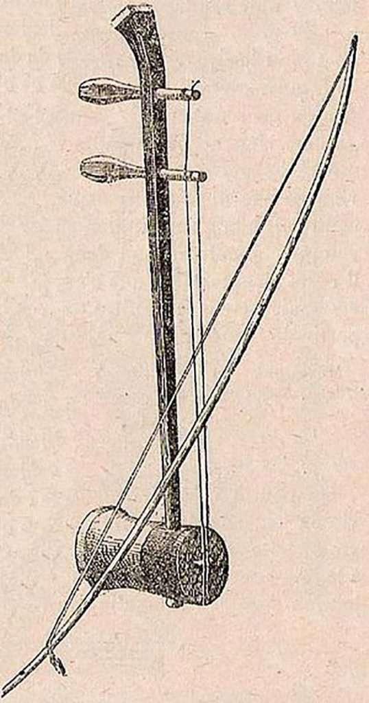 Đàn nhị (đàn cò)