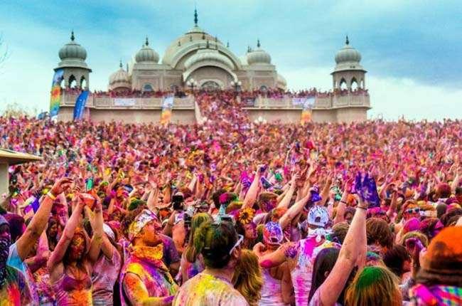 Ở Ấn Độ, mỗi mùa đều là mùa lễ hội