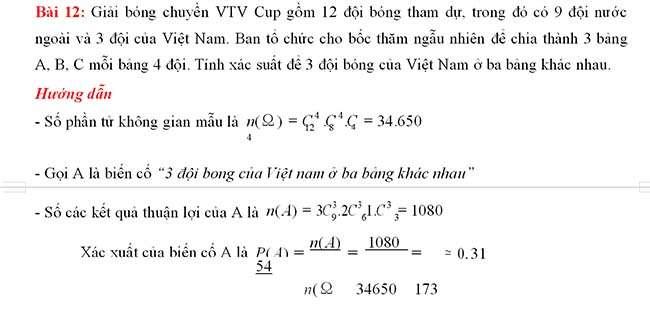 Bài 12