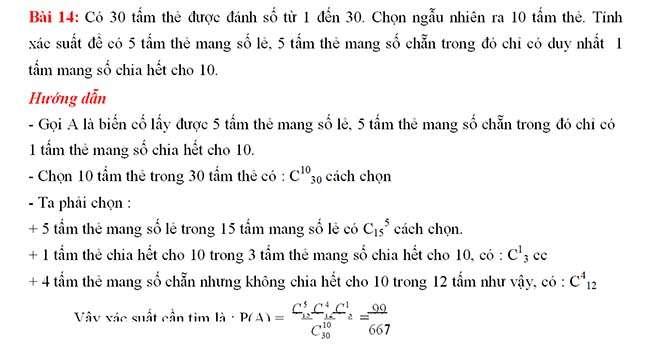 Bài 14