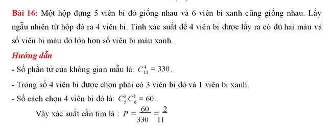 Bài 16