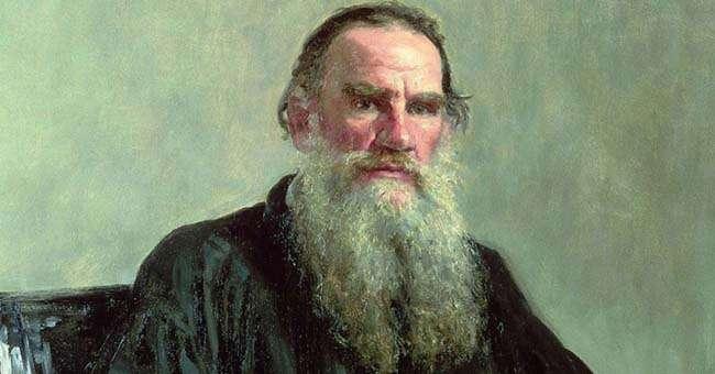 Bức họa của Lev Tolstoy