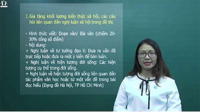 Cô Nguyễn Thị Thu Trang - Giáo viên môn Ngữ văn