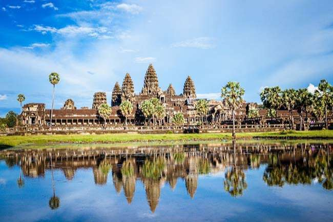 Công trình biểu tượng của Campuchia