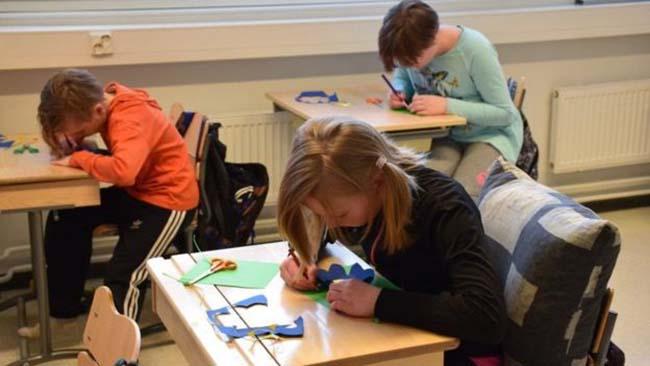 Học ít áp lực, thi cử, kiểm tra và bài tập về nhà nhưng giáo dục Phần Lan vẫn đem lại kết quả tốt