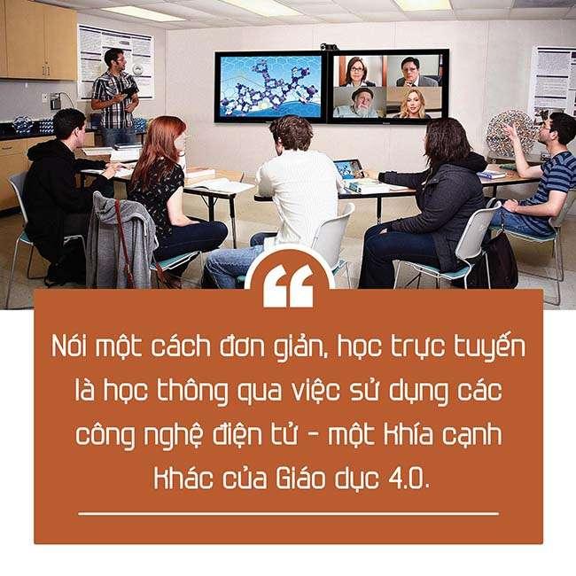 Học tập trực tuyến